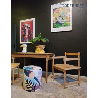Przed Wami kolejna aranżacja, którą możecie zobaczyć w @fdwarszawa! Tym razem w roli głównej stół i krzesła z naszej serii MIYAMA, która powstała z fascynacji japońską kulturą i designem. Jak Wam się podoba?  #MODERNOFF #sklepinternetowy #sklepzmeblami #pięknonalata #wnętrza #meblenazamówienie #meblenawymiar #stoly #table  #projektowaniewnętrz #design #woodenfurniture #woodendoor #interior #interiordesign #inspiration #furniture #furnituredesign #homedecor #homedesign